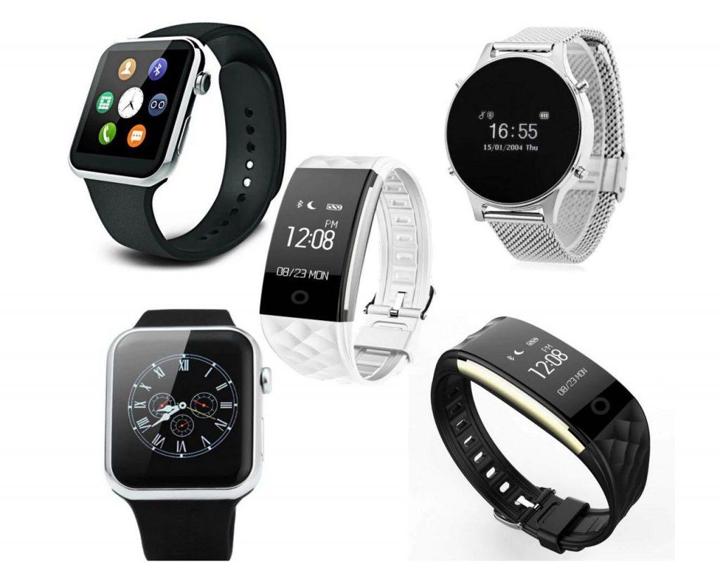что такое смарт часы и фитнес браслет