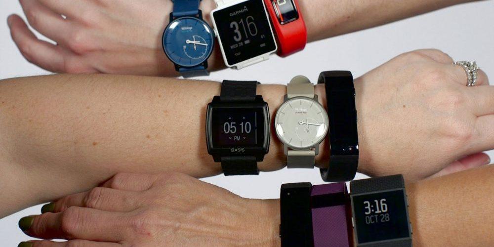 Смарт-часы и фитнес браслеты.