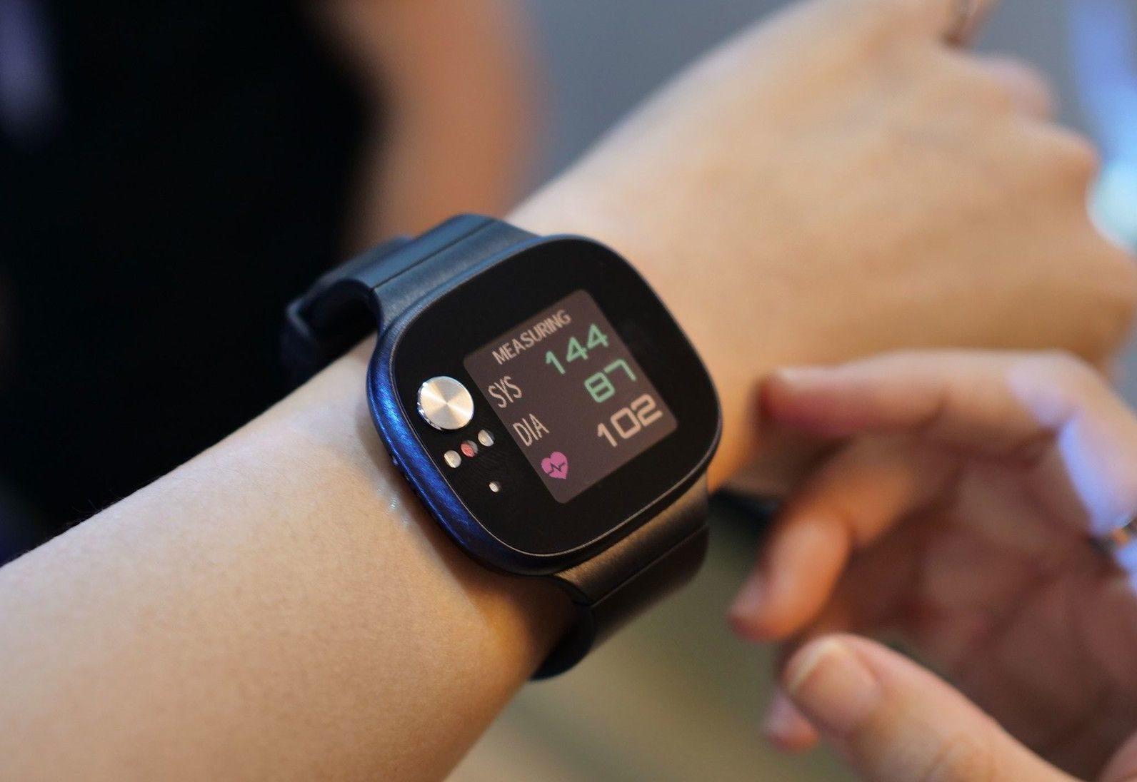 Могут ли умные часы измерять давление