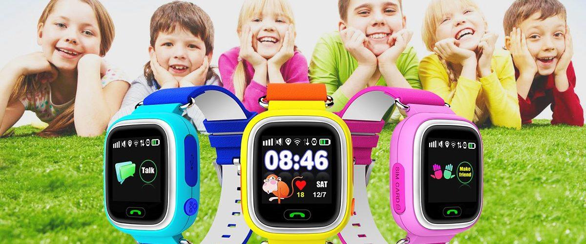 Детские смарт-часы.