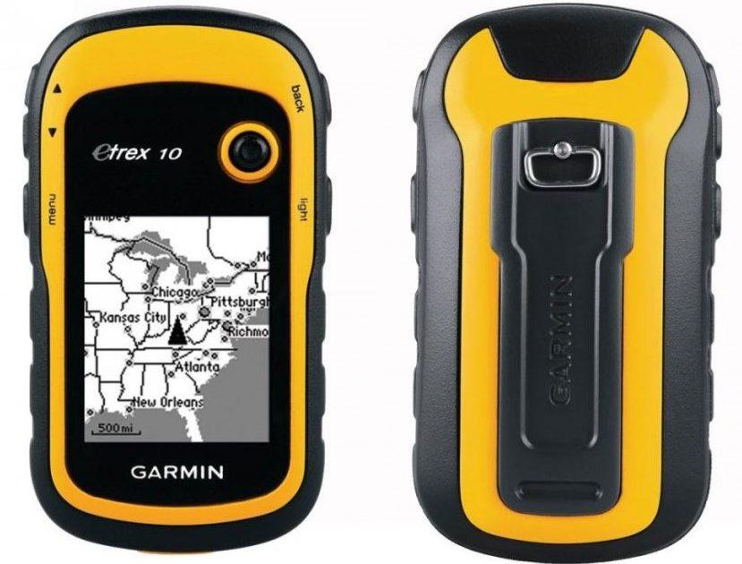 Garmin eTrex 10.