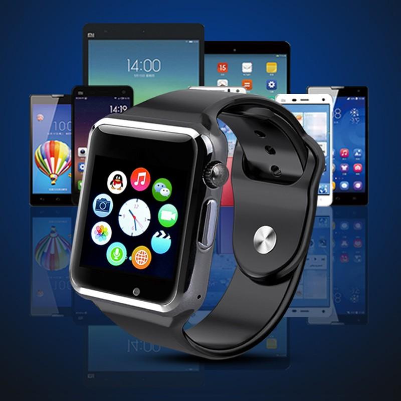 Как синхронизировать умные часы со смартфоном.