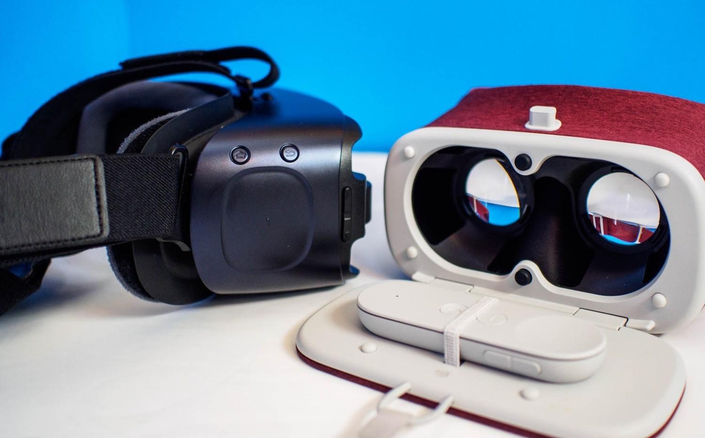 Сравнение очков виртуальной реальности.