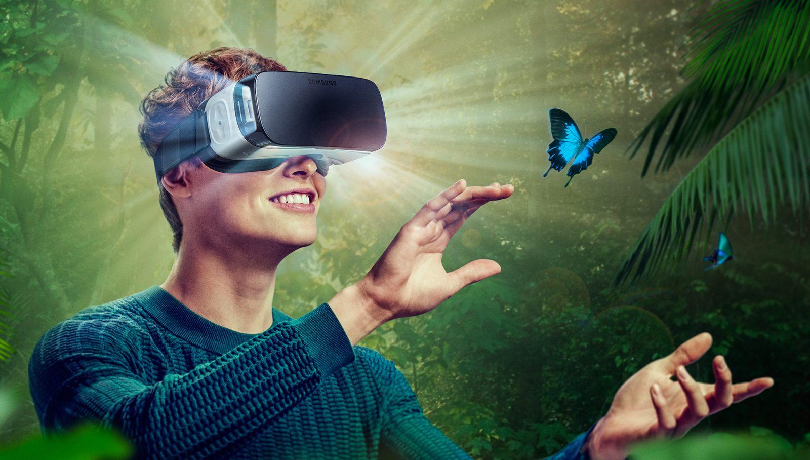 Приложения для Samsung Gear VR.