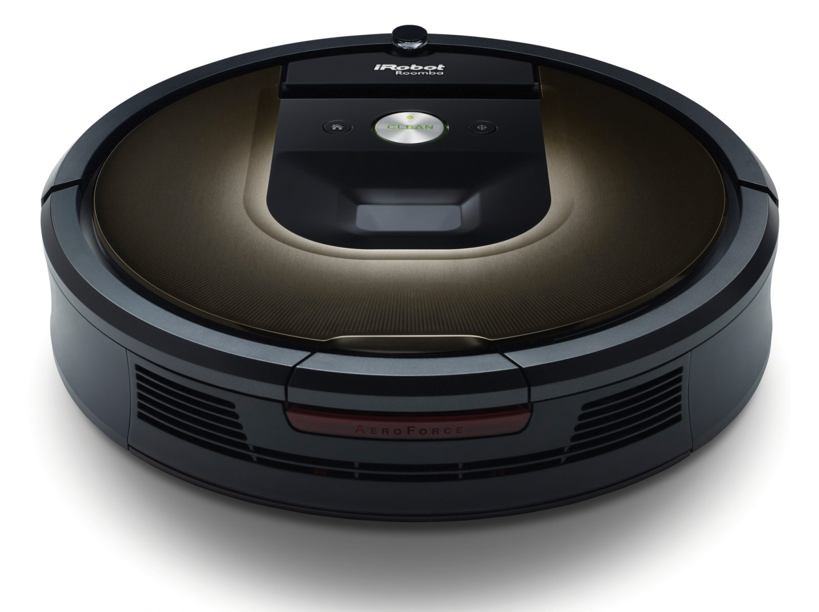 iRobot Roomba 980.