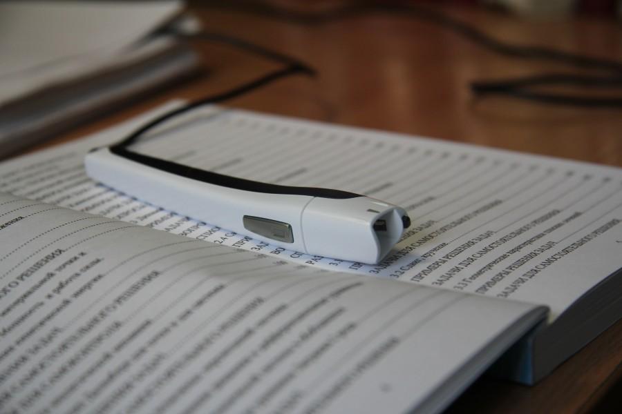 Маркеры, которые переносят текст на компьютер