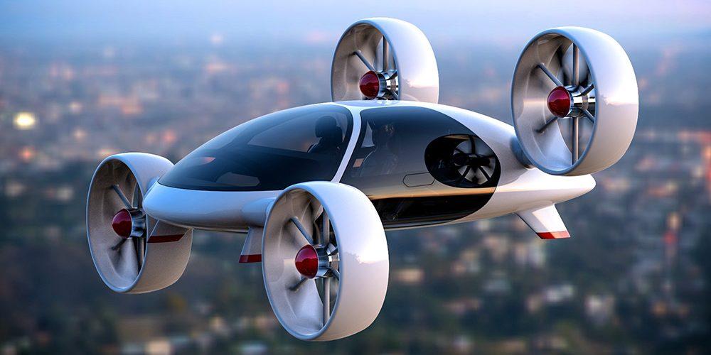 Летающие автомобили - как они сейчас  выглядят