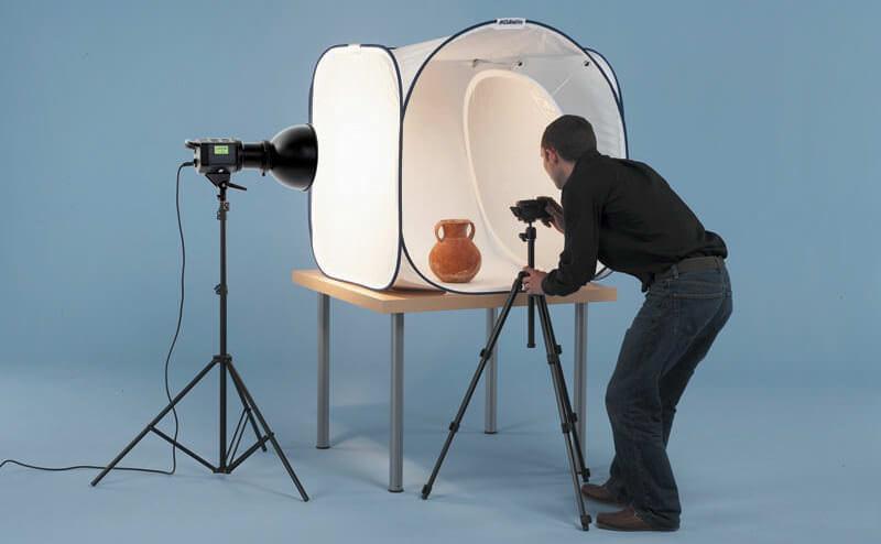 Как выбрать фотоаппарат для предметной съемки