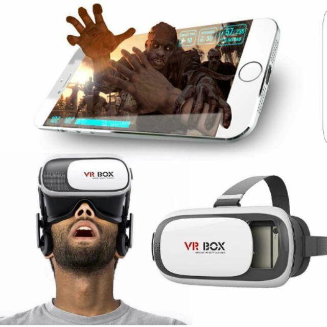 Приложение для очков виртуальной реальности.