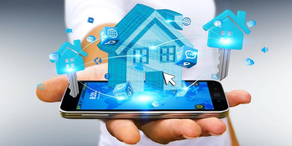 Умный дом — управление со смартфона.