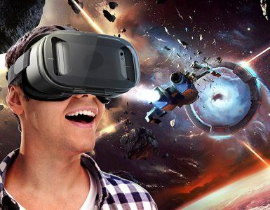 Приложения для VR-очков.