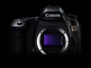 Полнокадровый фотоаппарат.