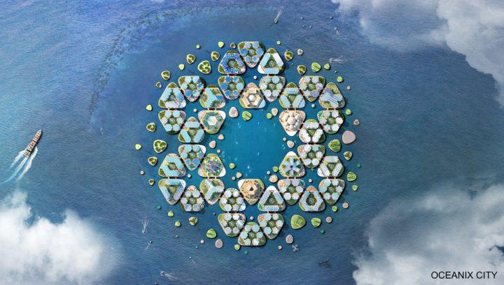 ООН собирается создать плавучий город
