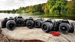 Фотоаппараты.