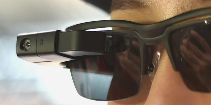 «Умные» очки