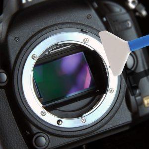 Чистка фотоаппарата.