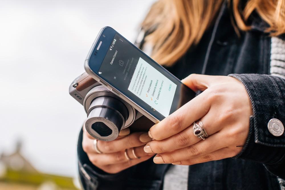 Автоматический режим фотоаппарата семейные