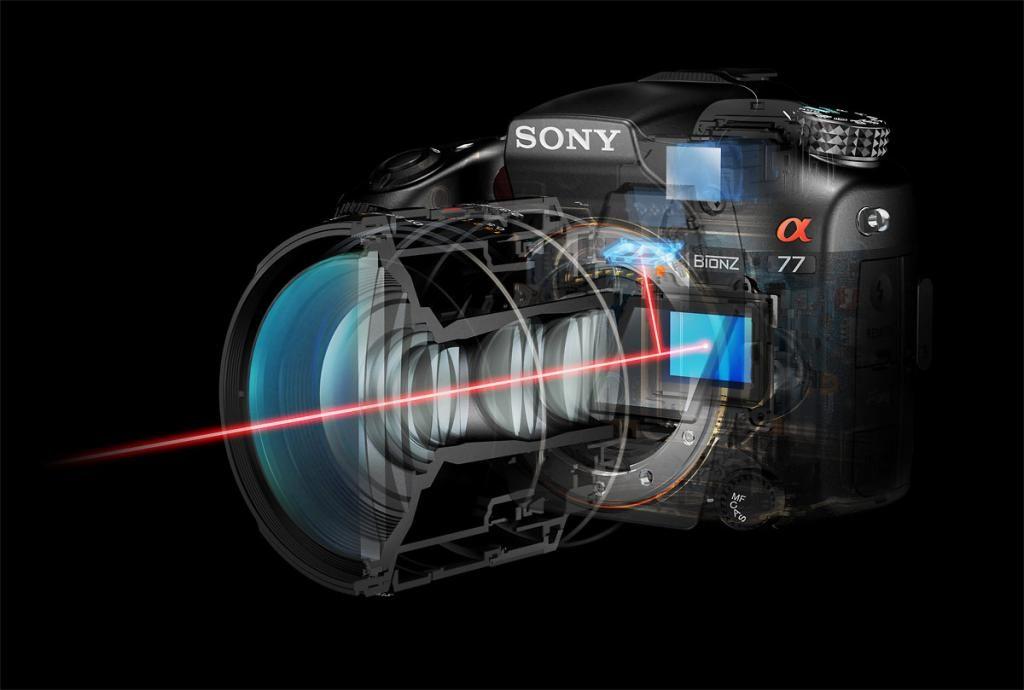 Матрица фотоаппарата.