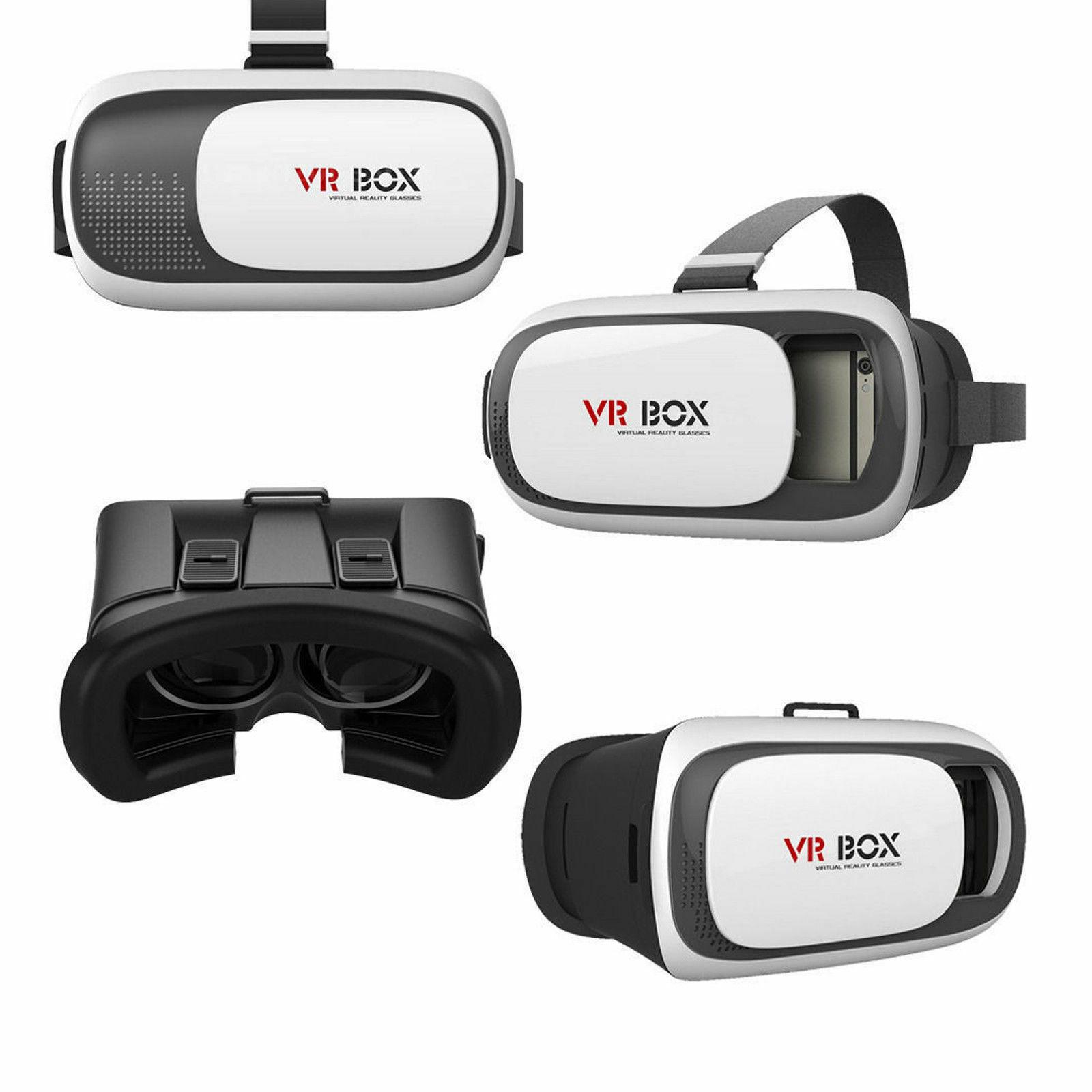 Очки виртуальной реальности с разных ракурсов.