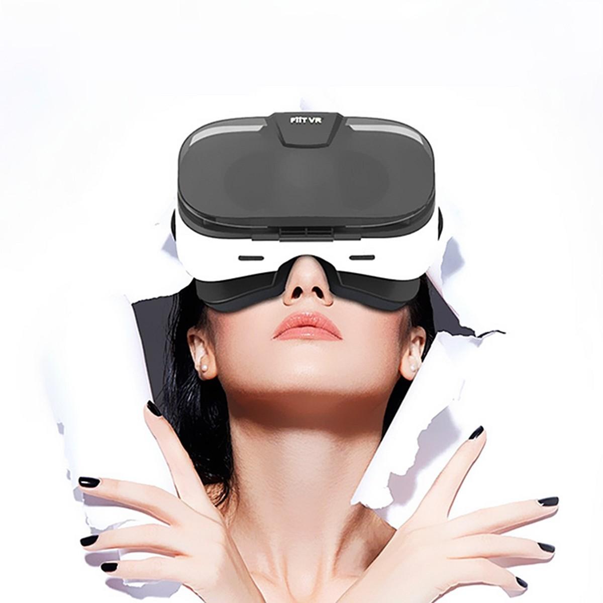 VR-очки.
