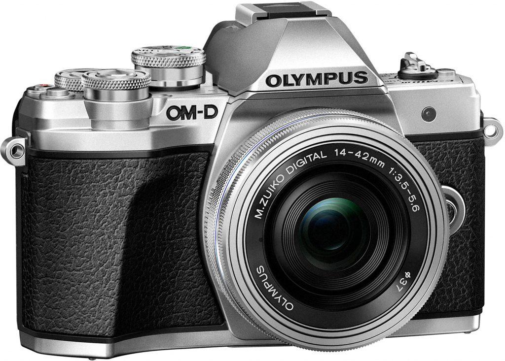 Olympus OM-D E-M10 MarkIII kit.