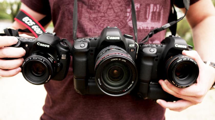 Как выбрать фотоаппарат.