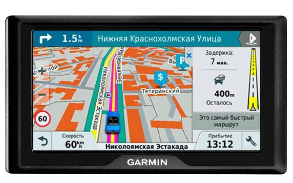 Garmin Drive 60 RUS LMT.