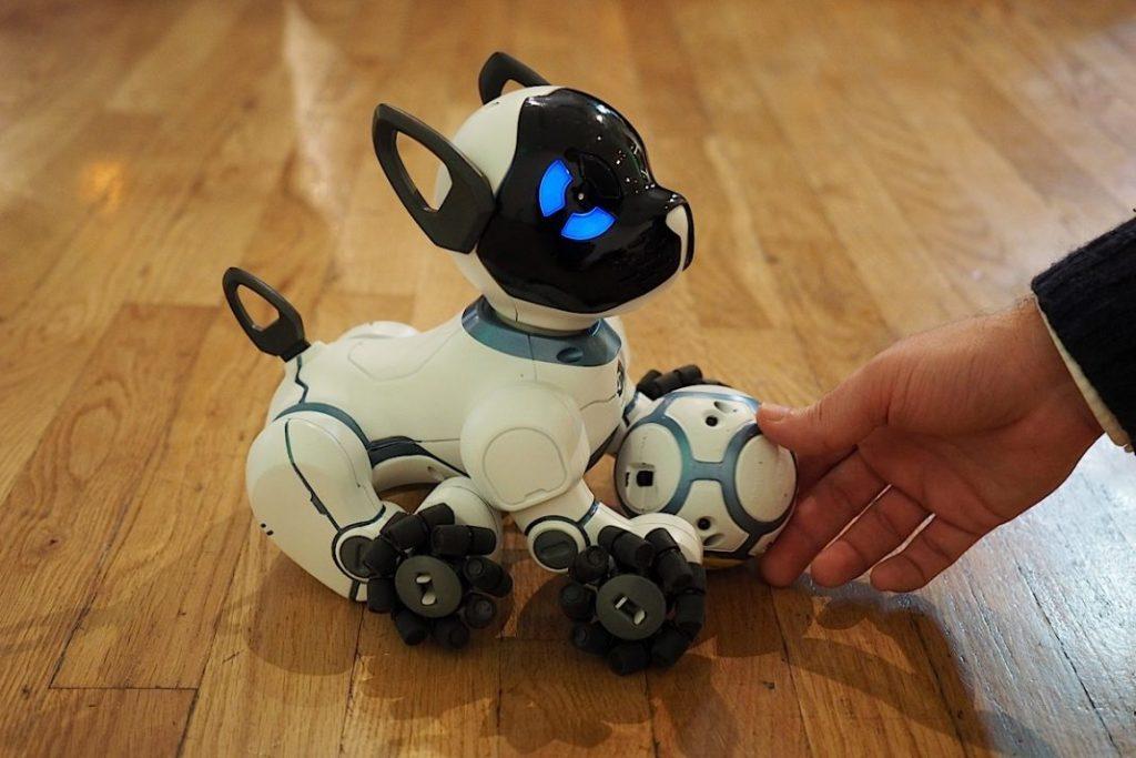 Робот собака.