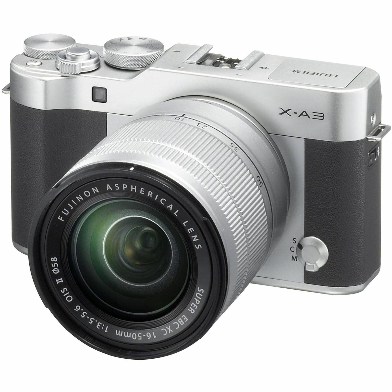 Системный фотоаппарат.