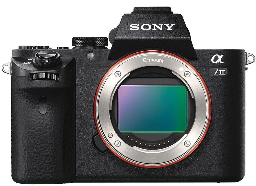 Sony А7.