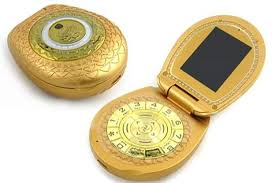 The Golden Buddha Phone
