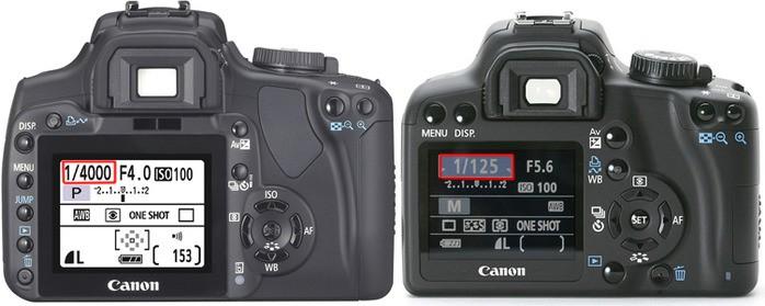 стали предлагать где находится в фотоаппарате выдержка можно смело