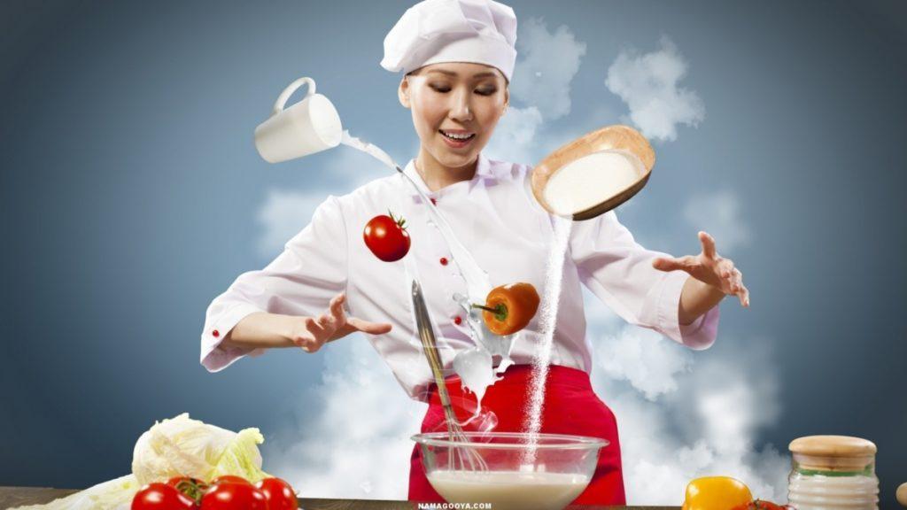 Учиться готовить можно при помощи голограммы