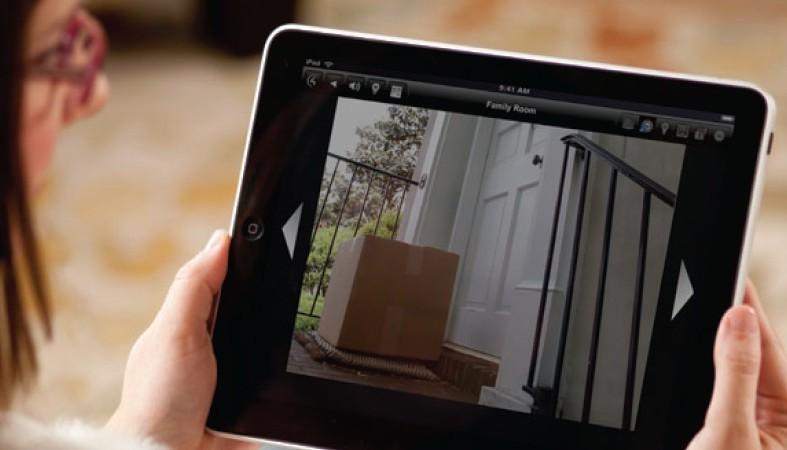 Удаленный контроль за домом при помощи видеонаблюдения