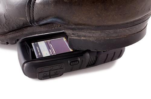 Самый прочный телефон