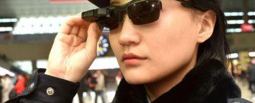 «Умные» очки для полицейских с функцией распознавания лиц