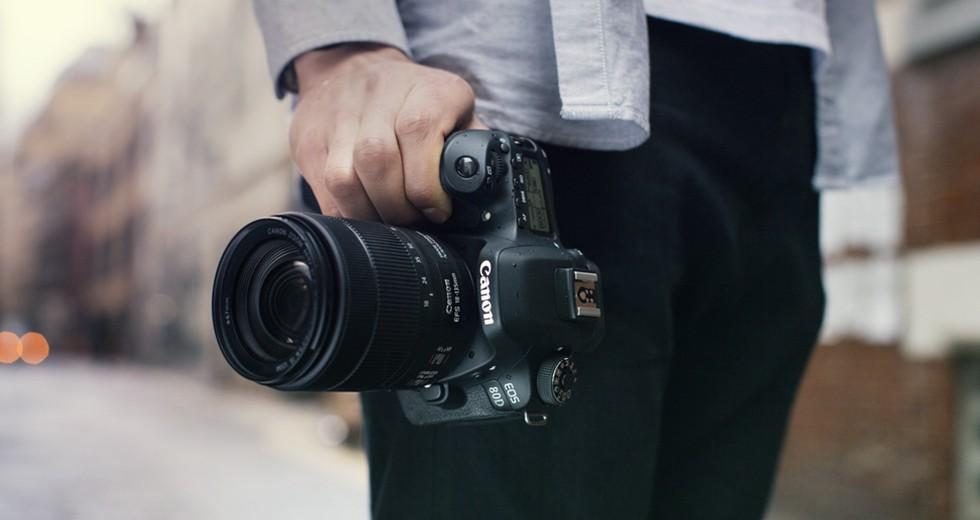 Мифы о зеркальных фотоаппаратах