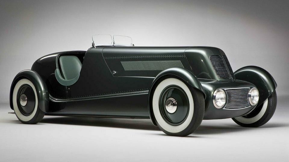 1932 Ford Speedster.