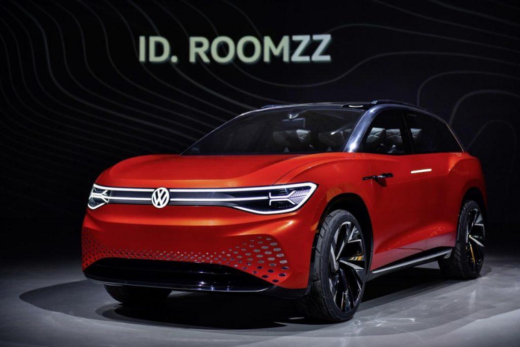 Volkswagen I.D.Roomzz