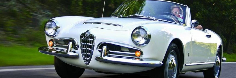 Alfa Romeo Spider 1963