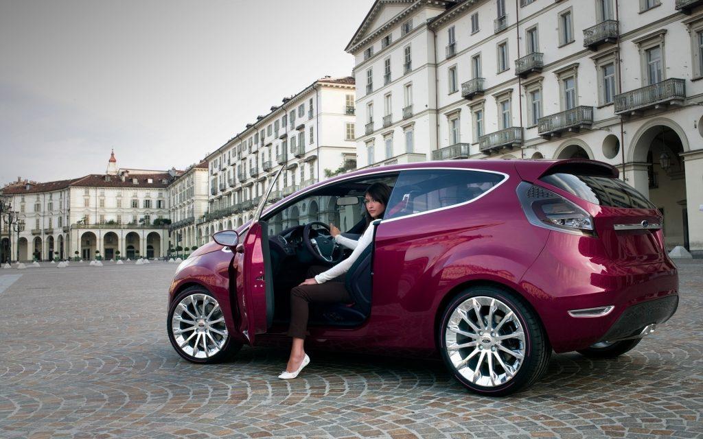Авто для женщины.