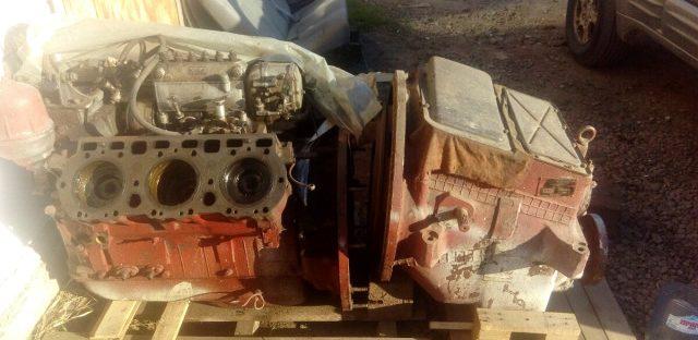 Двигатель ямз-236 с реверс редуктором