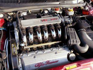 Alfa Romeo 156 – преемник последнего итальянского «клина»