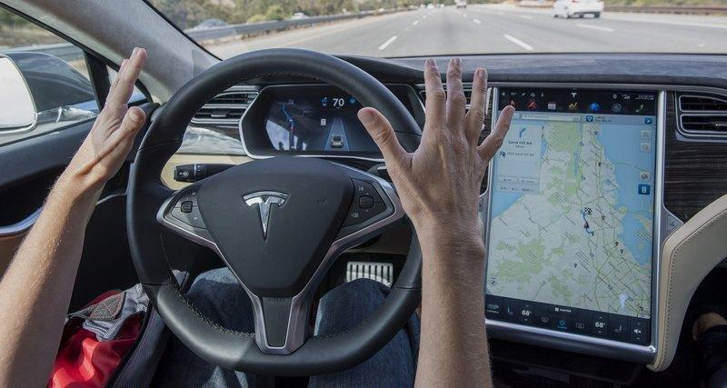 Насколько далеко зашла разработка «беспилотного» автомобиля