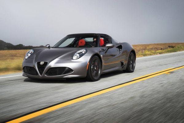 Alfa Romeo 4С