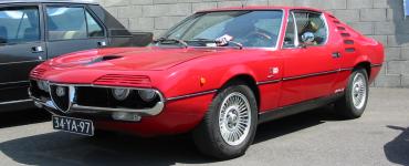 Alfa Romeo Montreal – гоночное авто «будущего»