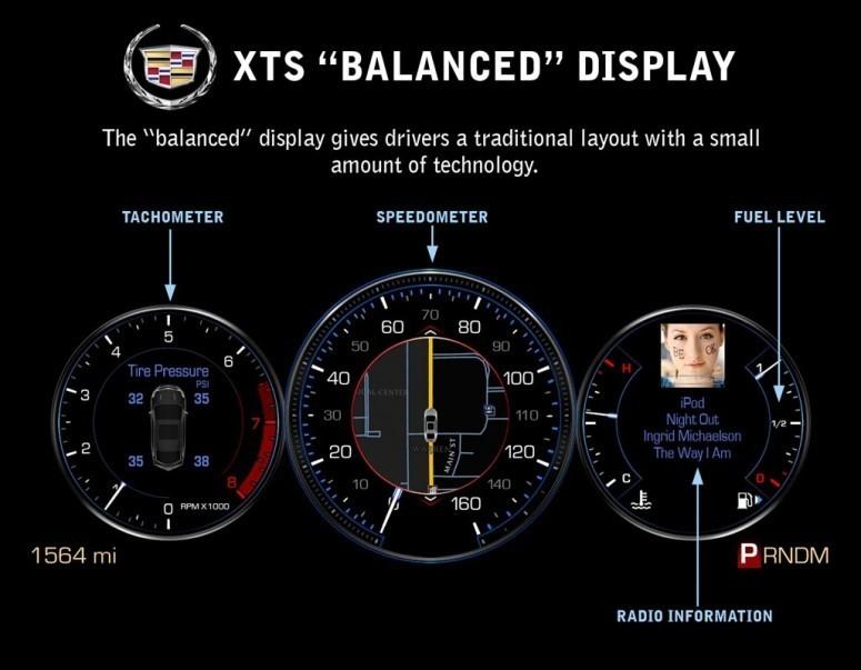 Cadillac CTS и XTS.