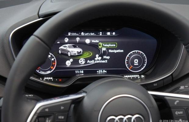 Audi TT.