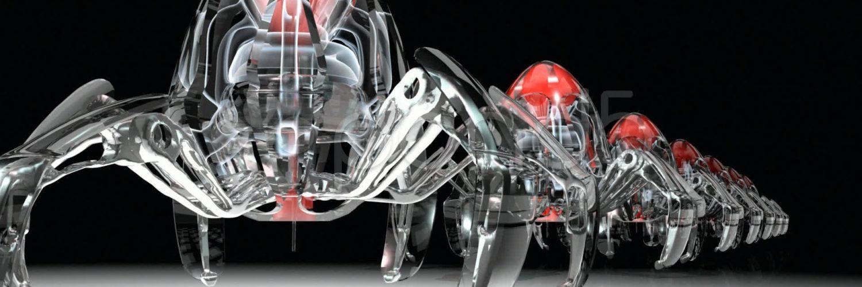 Один из вариантов того, как может выглядеть медицинский нанобот