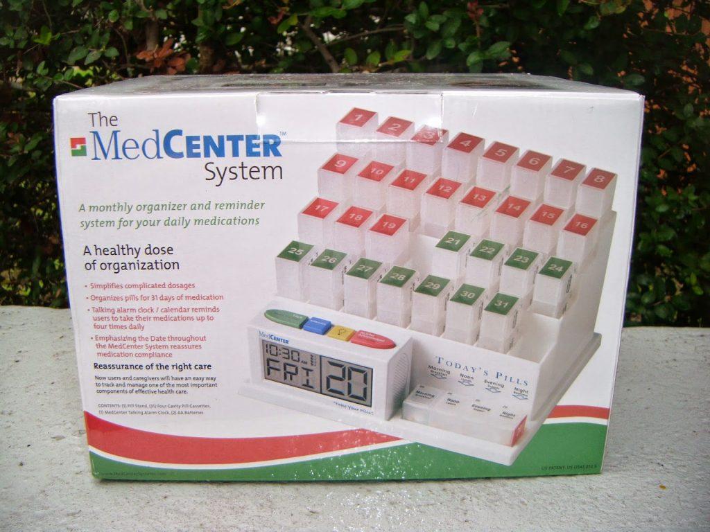 MedCenterSystem.